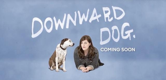 downard