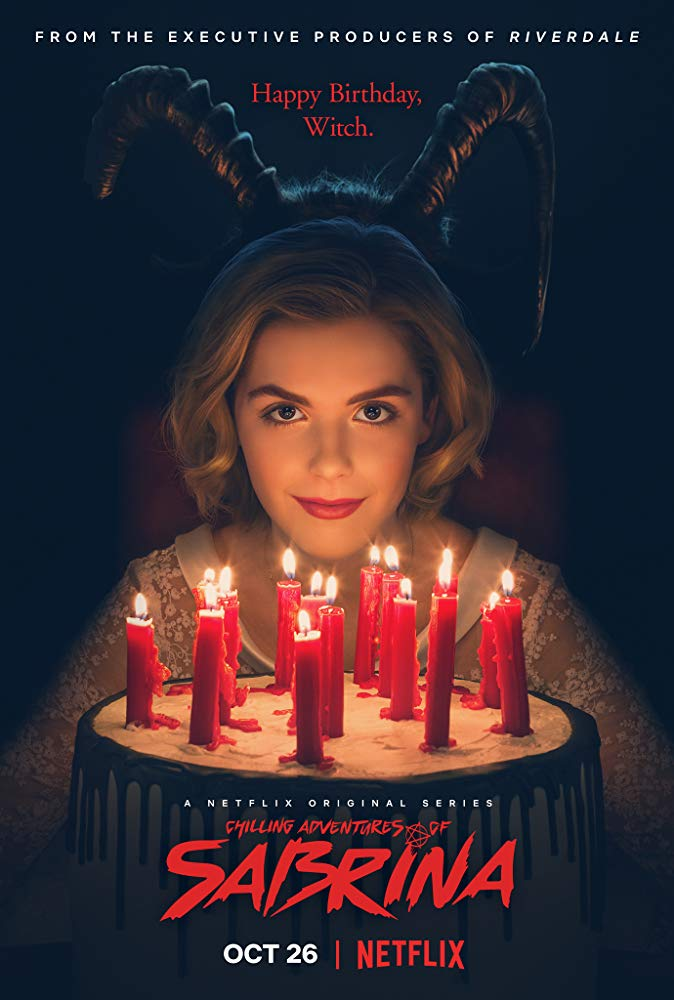 chilling adventures of sabrina tan t m