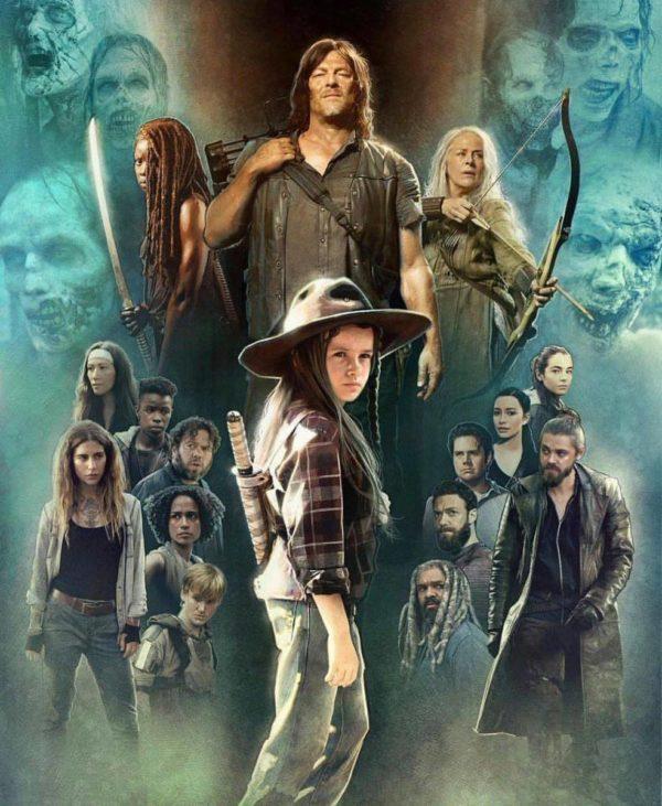 The Walking Dead Sezon 9