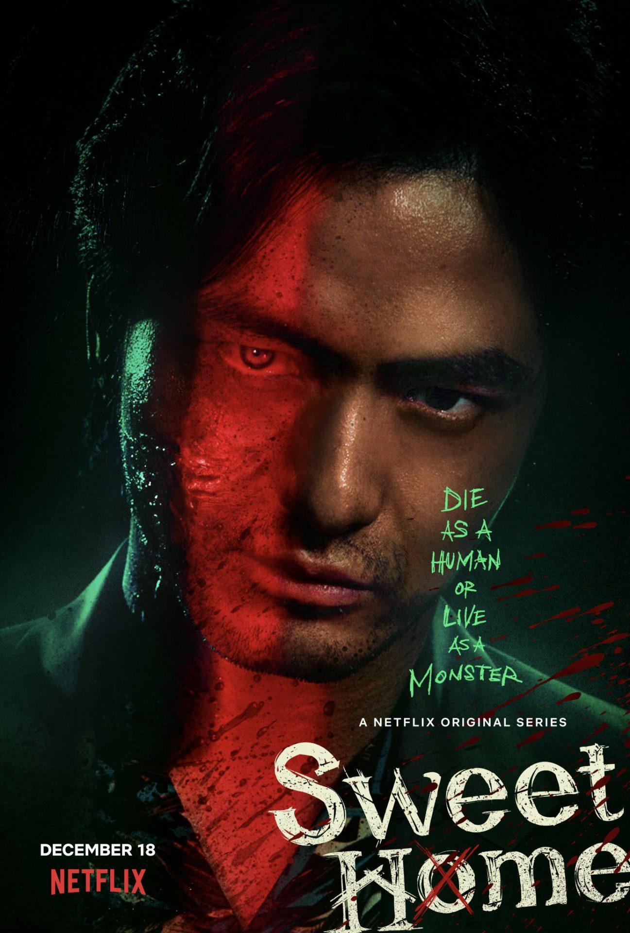 Netflix'in Kore yapımı dizisi Sweet Home 18 Aralık'ta
