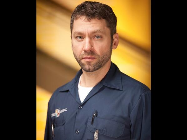 Peter Arno ( Michael Weston )