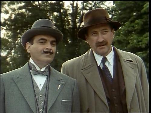 Poirot ve Müfettiş Japp