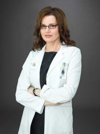 Agnetta Lindquist ( Geena Davis )