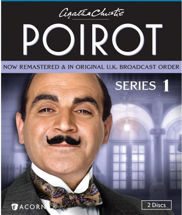 Agatha Christie's Poirot Tanıtım