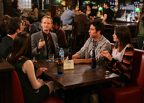 How I Met Your Mother - MacLaren's Bar