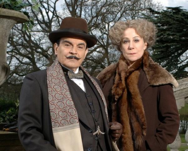 Ariadne Oliver ve Hercule Poirot