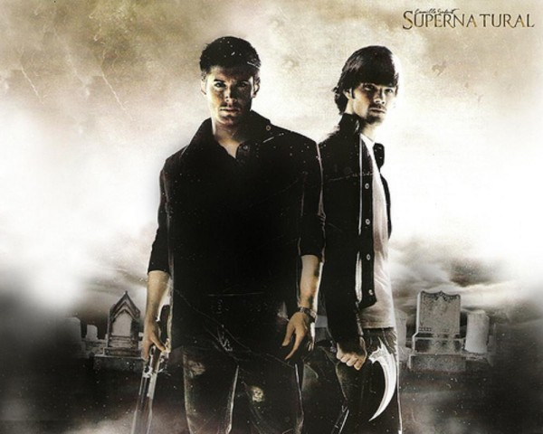 Supernatural - Dean ve Sam Winchester Kardeşler