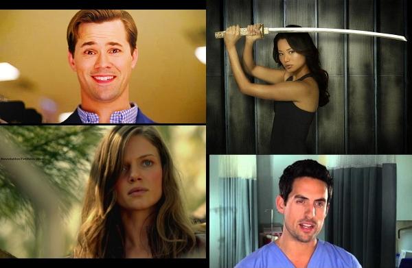 2012-2013 Sezonunun Bayılınası Karakterleri
