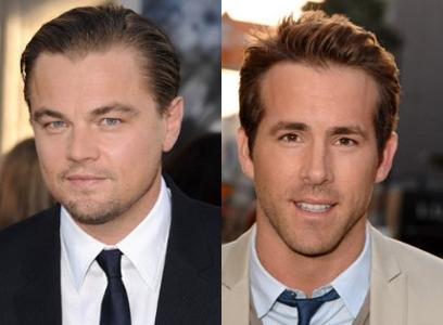 Leonardo Di Caprio, Ryan Reynolds