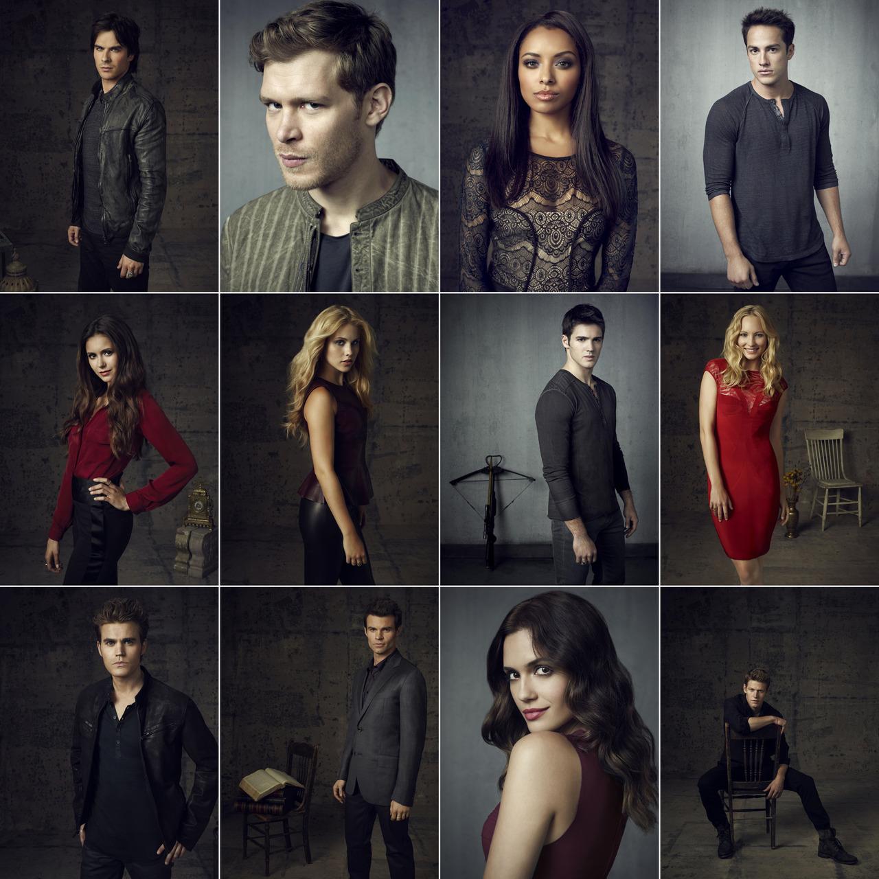 The Vampire Diaries'...