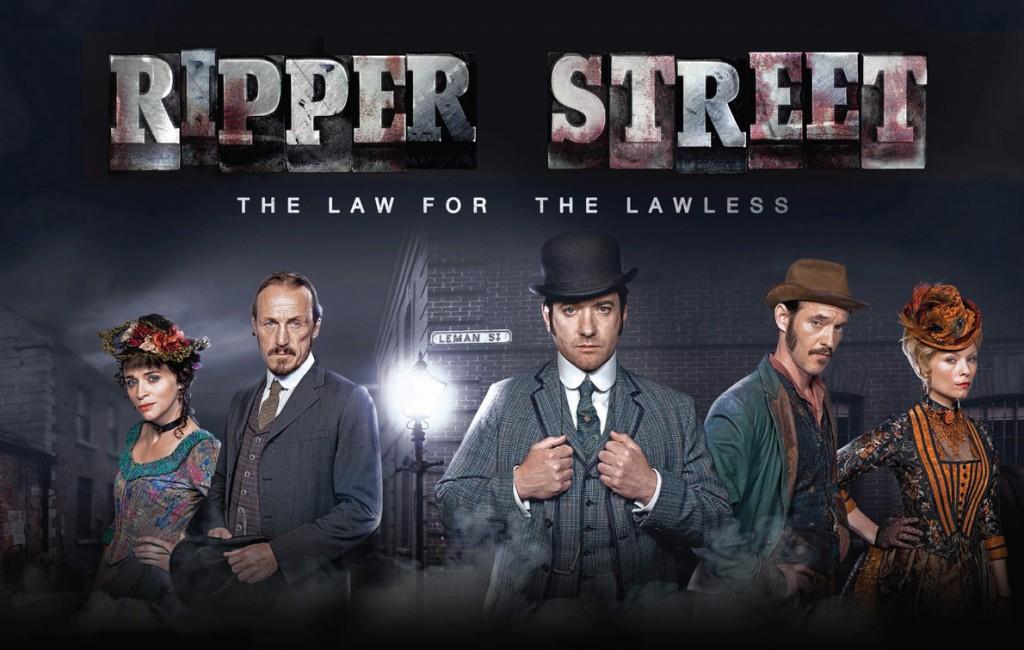 Ripper Street logo