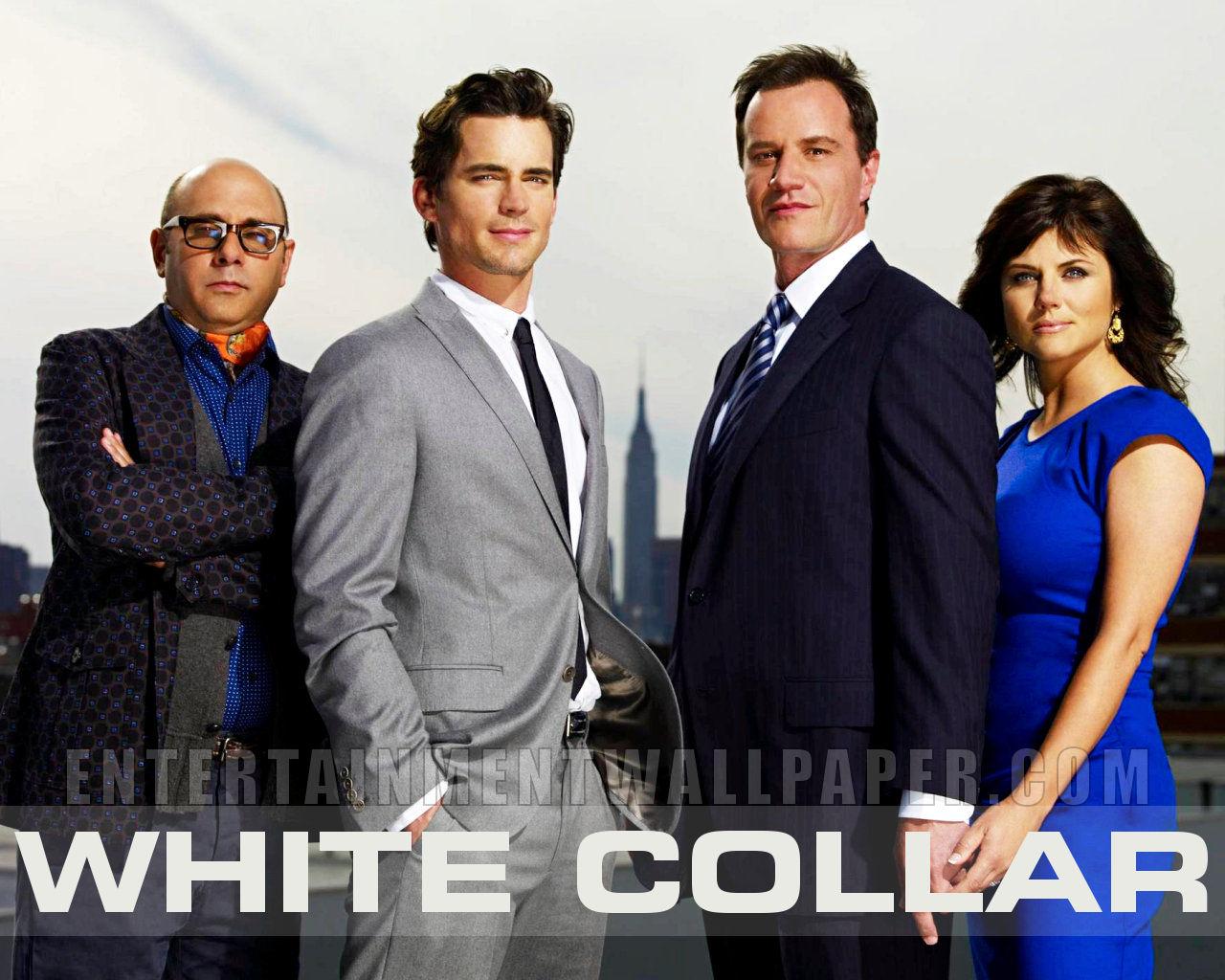 White Collar — tanıtım | 22dakika.org