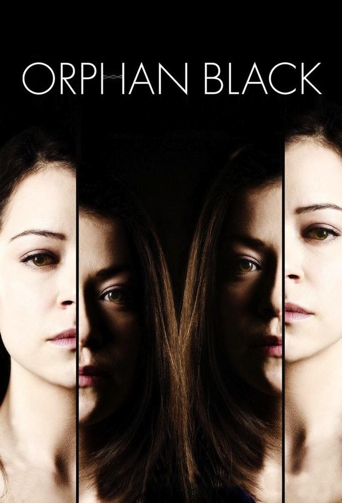 Orphan Black Poster TV Series