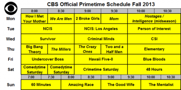CBS-Official-Schedule-Fall-2013-e1368623864910