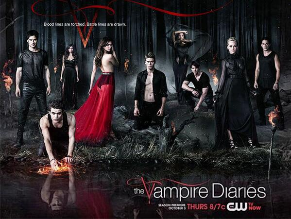 The Vampire Diaries 5.Sezon 9.B�l�m Fragman� izle