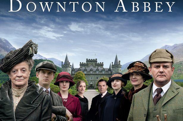 Downton Abbey - Christmas-1494619