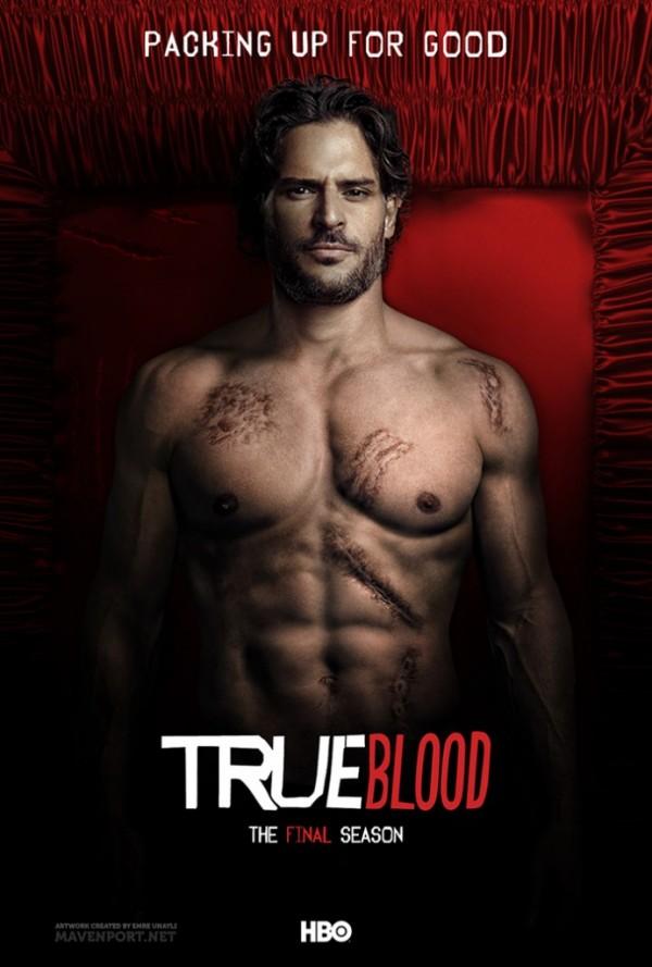 true_blood___poster__alcide__by_emreunayli-d6q6fb4