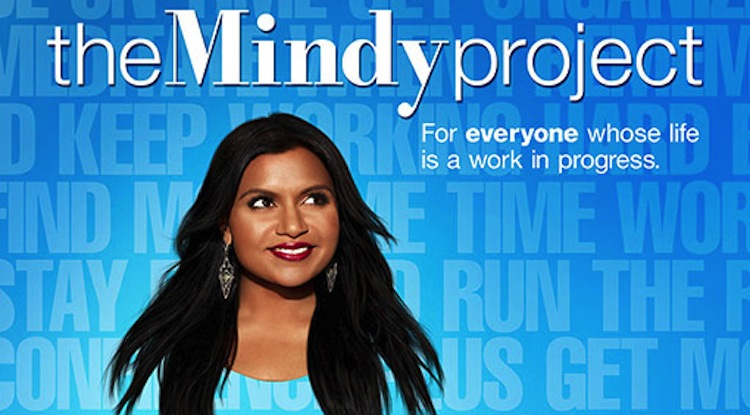 Original Poster of The Mindy Project