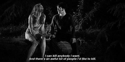 Jessica: İstediğim herkesi öldürebilirim ve öldürmek istediğim o kadar çok insan var ki.
