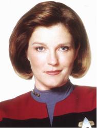 Kathryn Janeway – Voyager