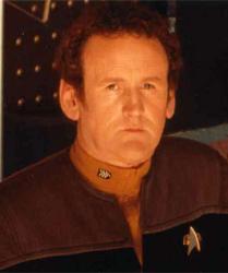 Miles O'Brien – Derin Uzay Dokuz