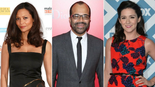 Thandie Newton, Jeffrey Wright, Shannon Woodward