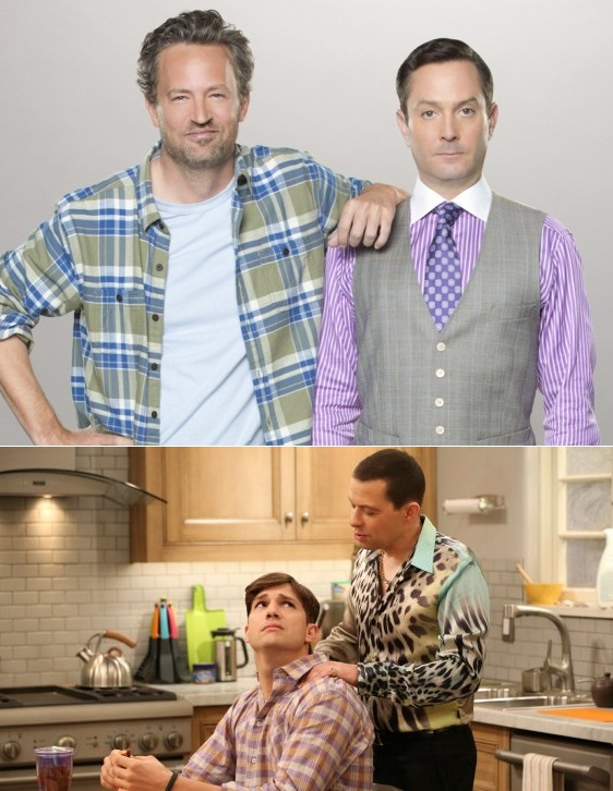 The Odd Couple - Cast Promotional Photo