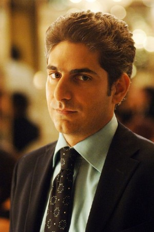 THE SOPRANOS: Michael Imperioli. photo: Barry Wetcher