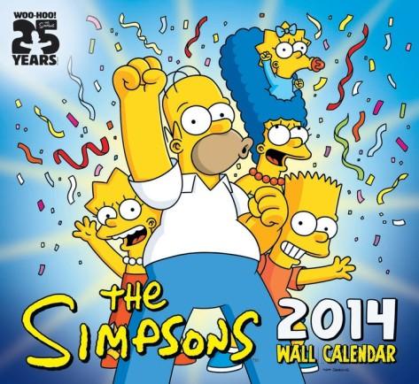 the-simpsons-2014-calendar