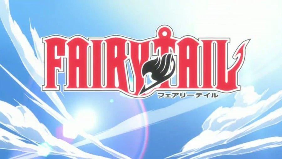Fairy Tail Logo Red Anime Fairy Tail Logo Fairy