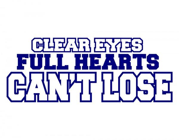 Gözünü aç! Kalbini koy! Kaybetmek yok!