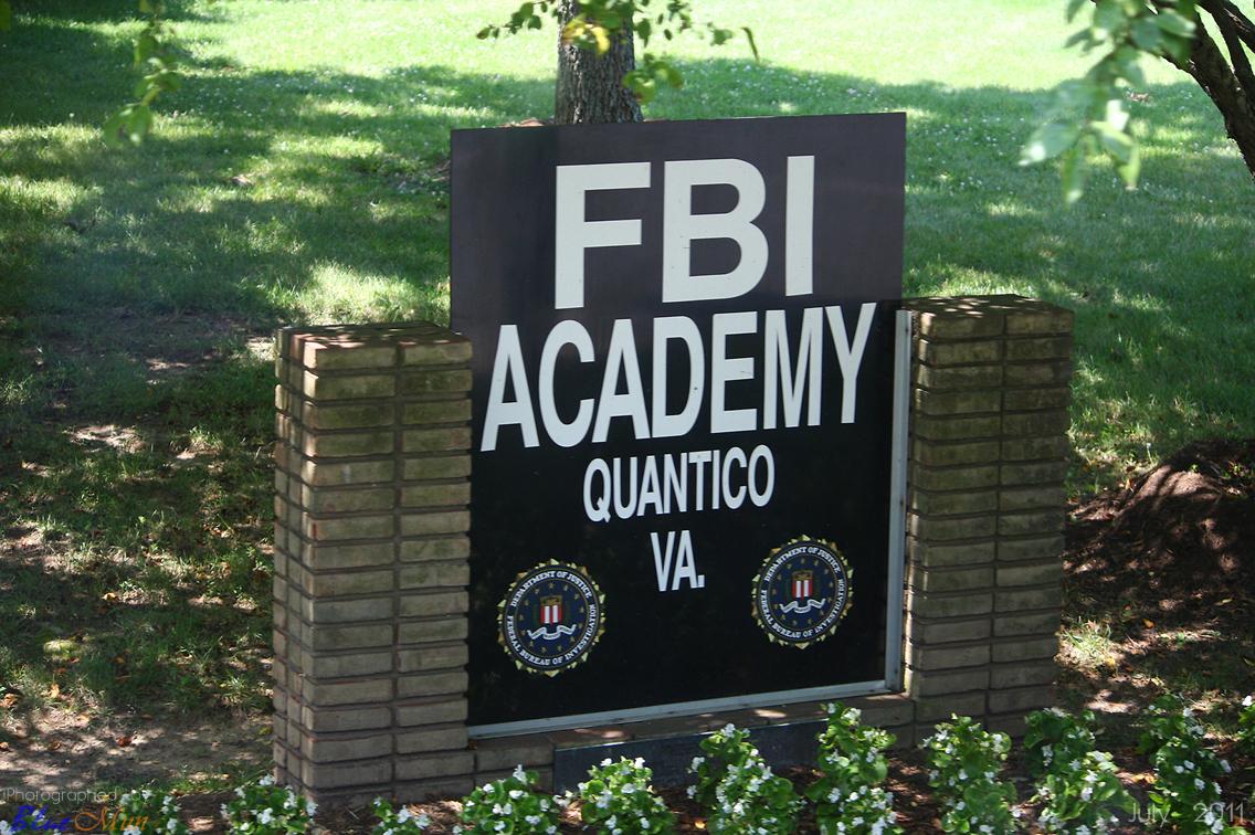 FBI-Quantico-Sign