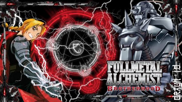 Fullmetal Alchemist Brotherhood Wallpaper