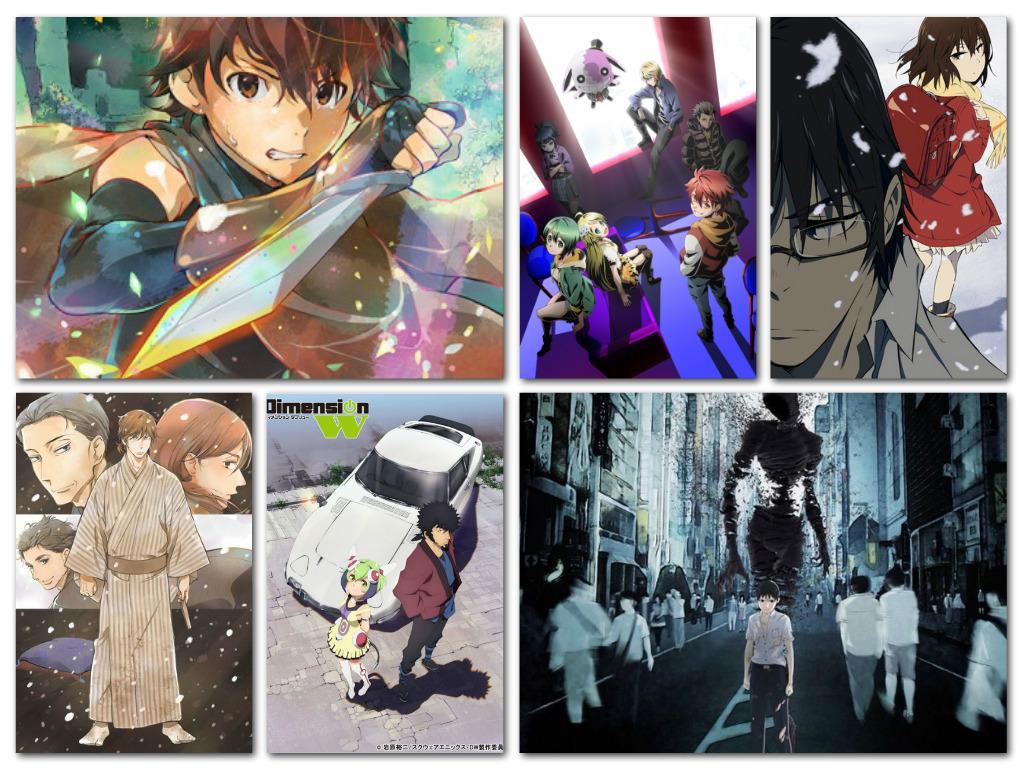 2016 Kis Sezonu Animeleri