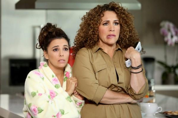 Ana Sofia Calderon & Mimi