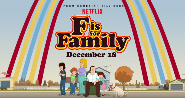 F is for Family Wallpaper