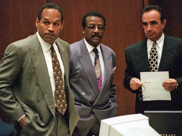 O.J. Simpson - Johnnie Cochran - Robert Shapiro