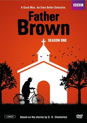 father-brown-juliste