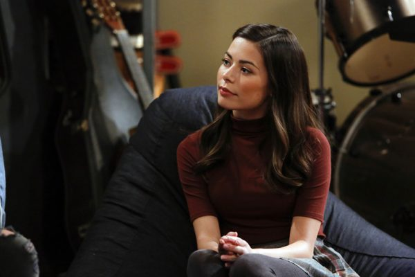 "CROWDED -- ""Brother"" Episode 103 -- Pictured: Miranda Cosgrove as Shea -- (Photo by: Vivian Zink/NBC)"