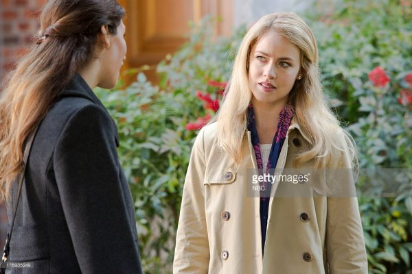 """GRIMM -- """"Happily Ever Aftermath"""" -- Episode 120 -- Pictured: Amanda Schull as Lucinda -- (Photo by: Scott Green/NBC/NBCU Photo Bank)"""