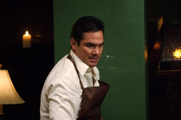 Smallville (Curtis Knox) (2007)