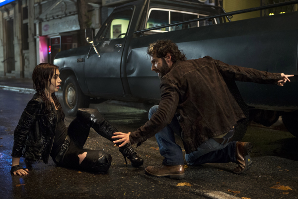 The Mortal Instruments City of Bones (2013)