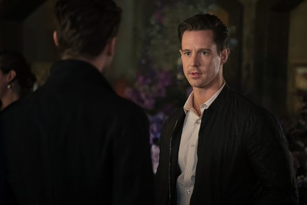 """The Originals -- """"Give 'Em Hell Kid"""" -- Image Number: OR321a_0041.jpg -- Pictured: Jason Dohring as Detective Will Kinney -- Photo: Annette Brown/The CW -- © 2016 The CW Network, LLC. All rights reserved."""