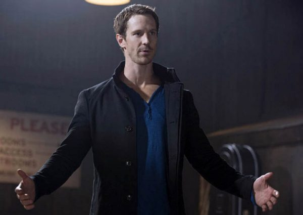 The Tomorrow People -- 'Kill Or Be Killed' -- Image Number: TP104a_0566.jpg --Pictured: Jason Dohring as Killian -- Photo: Cate Cameron/The CW -- ©2013 The CW Network, LLC. All rights reserved.