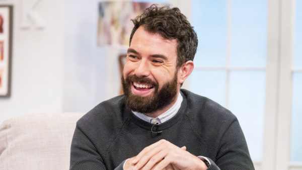 EDITORIAL USE ONLY. NO MERCHANDISING Mandatory Credit: Photo by S Meddle/ITV/REX/Shutterstock (5636179h) Tom Cullen 'Lorraine' TV show, London, Britain - 13 Apr 2016 He failed to win Lady Mary's heart in 'Downton Abbey', but now he's back in a new TV thriller 'The Five' which starts on Friday.