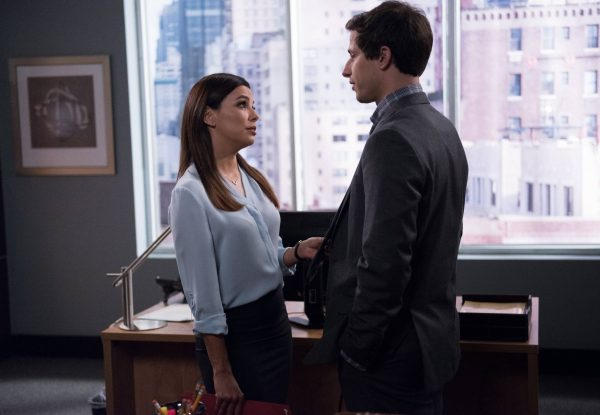 Brooklyn Nine-Nine (Sophia Perez) (2014-2015)