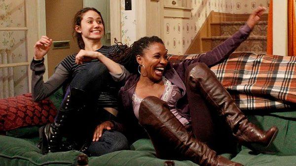 Fiona & Veronica (Shameless)