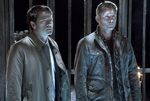 Castiel & Dean (Supernatural)