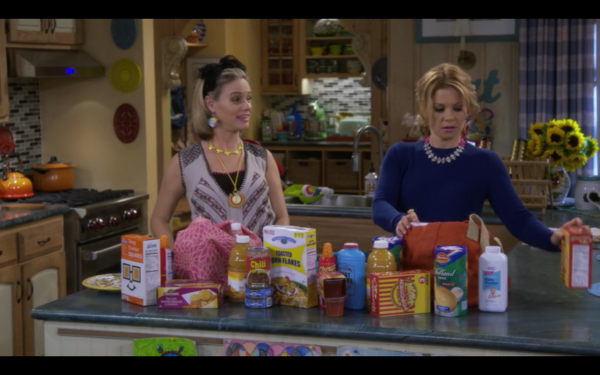 fuller house - dj and kimmy