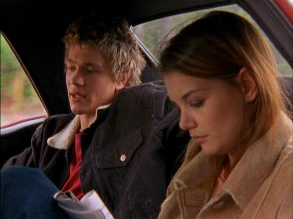 Dawson's Creek (Charlie Todd) 2001-2002